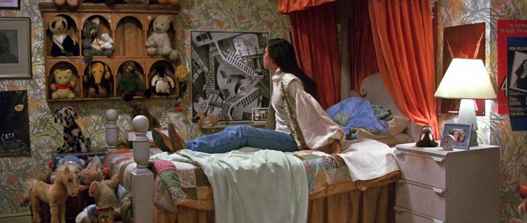 labyrinth sarahs room