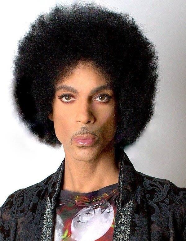 Prince's passport photo